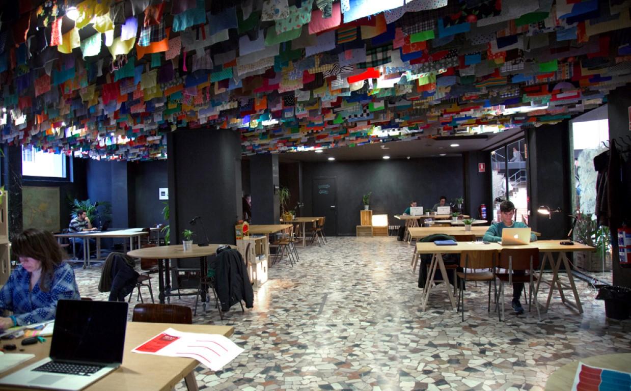 Oficina Impact Hub Madrid