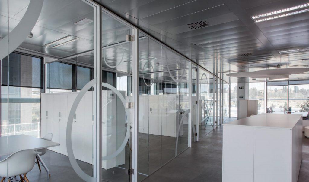 Mamparas Oficines Muebles De Oficina En Valencia
