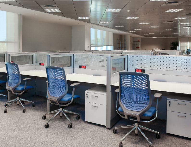 sistemas modulares muebles de oficina