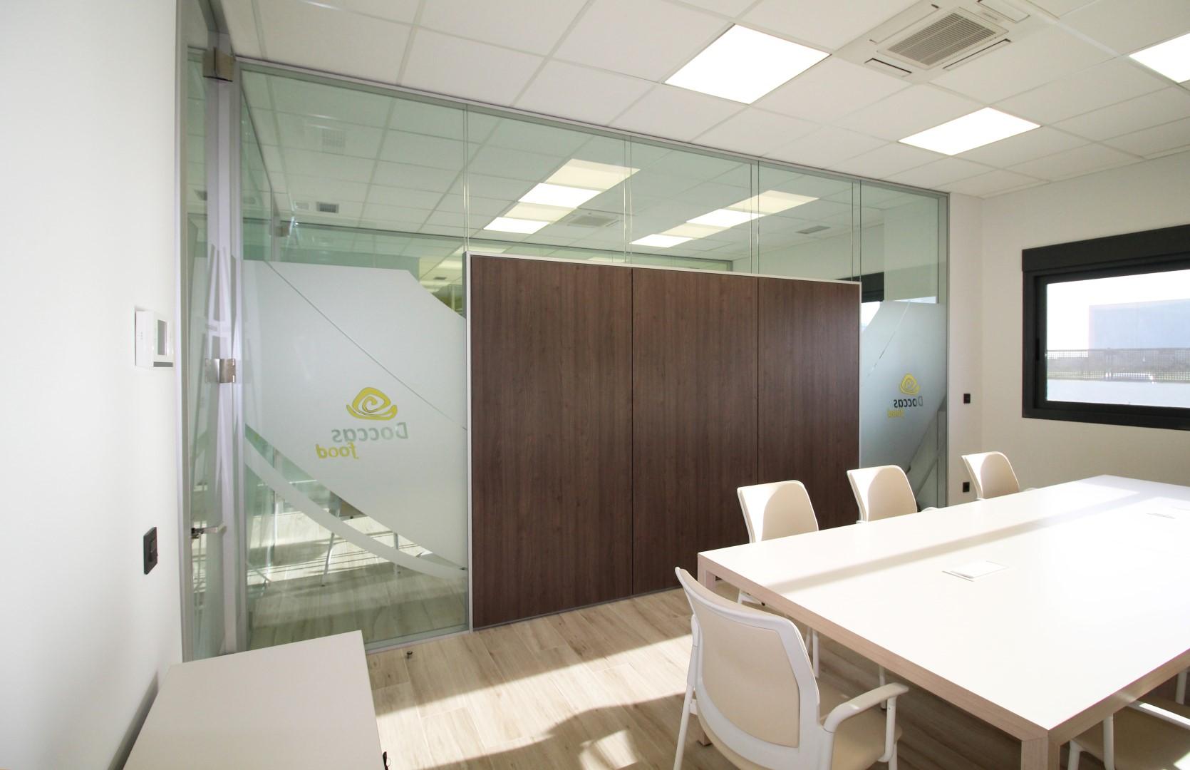 Proyecto doccas food oficines muebles de oficina en for Proyecto oficina