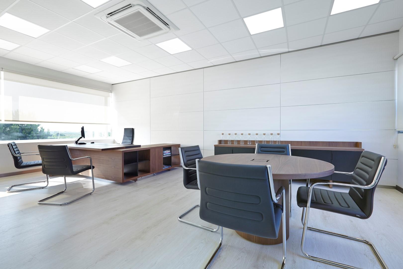 Proyecto Fertusa Oficines Muebles De Oficina En Valencia
