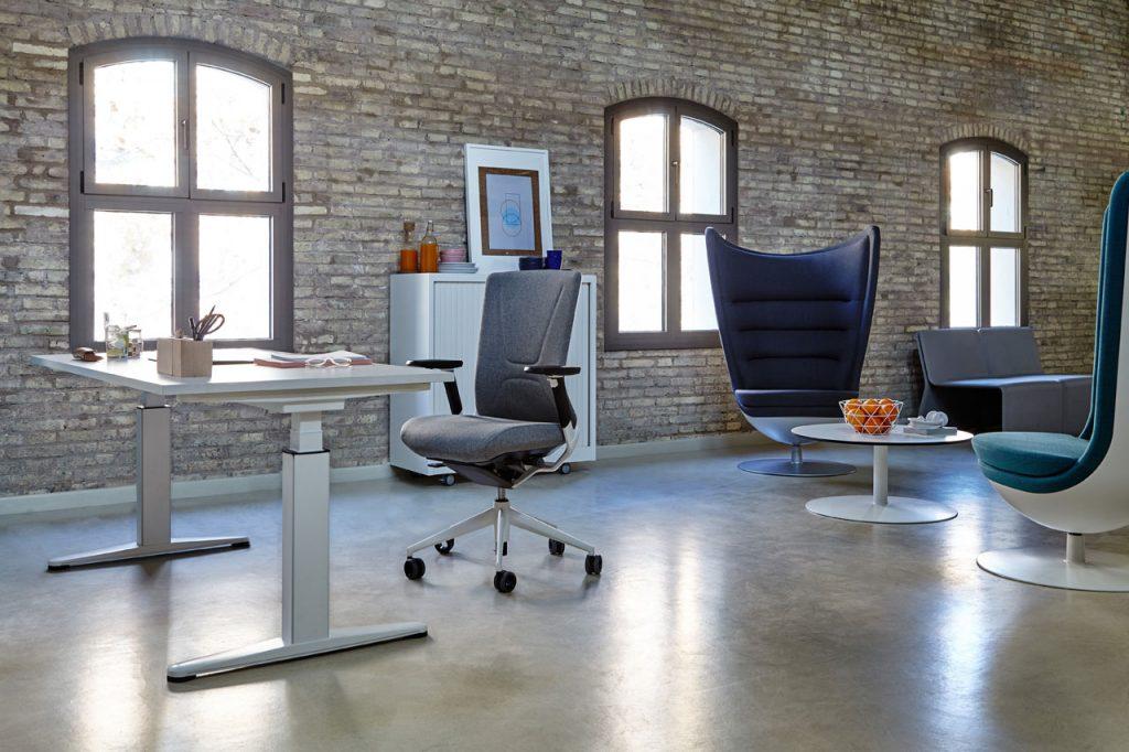 silla de oficina actiu